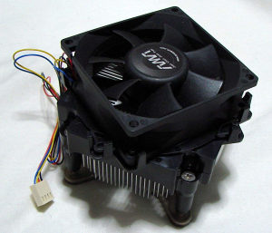 AMATEC COOLER LGA775 8cm fan