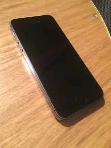 Iphone 5s, Space Grey, 16GB