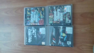 Igrice za ps3 Call Of Duty Ghost ps3 Gta 5 ps3  F1 Cham