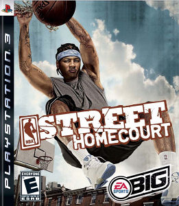 *ORIGINAL IGRA* NBA STREET za Playstation 3 PS3