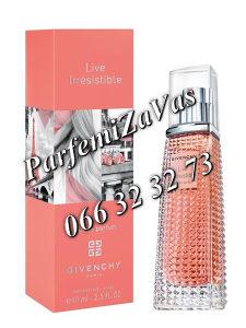 Givenchy Live Irresistible 50ml EDP ... Ž 50 ml