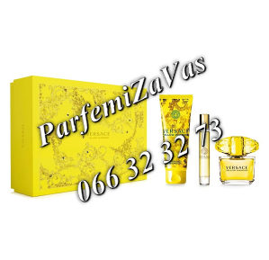 Versace Yellow Diamond 90ml + 150ml SG + 10ml Ž 90 ml