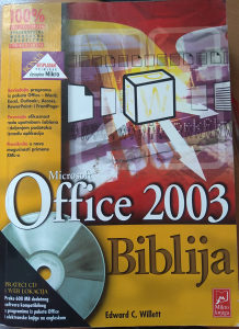 Office 2003 Biblija