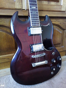 Gibson SG made in Japan!