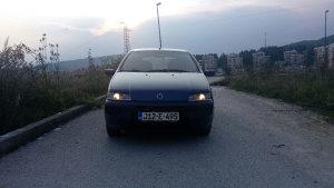 Fiat Punto 1.2 i klima ledo
