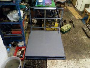 Na prodaju vaga elektronska 1-1000kg