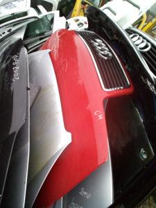 Audi 100 C4 A6 HAUBA gepek