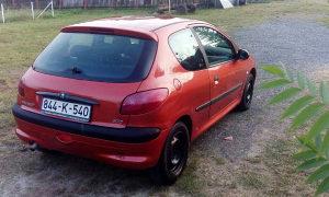 Peugeot 206 1.9 HDI