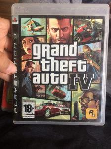 GTA4 za PlayStation3