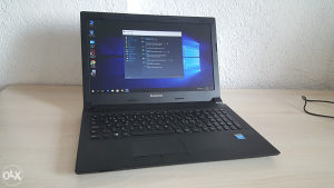 "Laptop LENOVO ""core2duo"" 2,16 GHz 4GB/250GB 15,6"" LED"