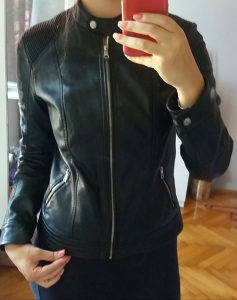 Ženska kožna jakna, Orsay