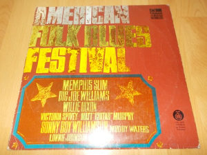 American Folk Blues Festival 1963 Lp
