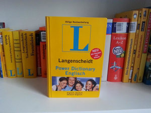 Power Dictionary - Langenscheidt