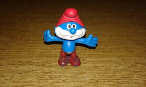 Figurica Papa Strumf