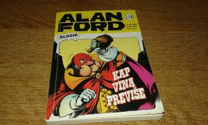 Alan Ford Klasik 118 Kap vina previše