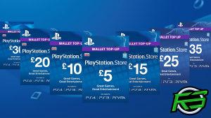 Playstation Network 50CAD CA 50$ Gift Card