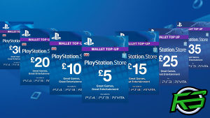 Playstation Network 10USD US 10$ Gift Card