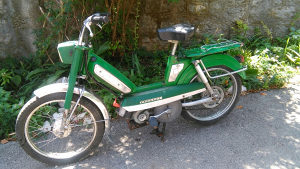 Motocikl peugeot