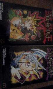 Yu Gi Oh manga strip volumeni 3 in 1 1-3, 4-6