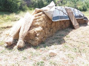 Krov za pošivanje tenda i pojata