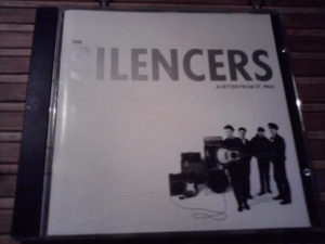 The Silencers – A Letter From St. Paul cd