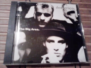 Then Jerico – The Big Area cd