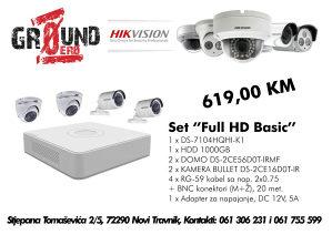 "HikVision Set ""Full HD Basic"""
