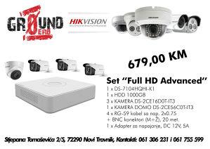 "HikVision Set ""Full HD Advanced"""
