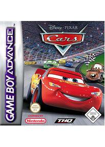 Cars za Game Boy Advance (GBA)