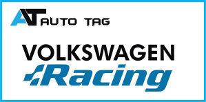 Stikeri i auto naljepnice/naljepnica VOLKSWAGEN RACING