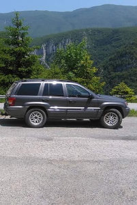 FELGE JEEP GRAND CHEROKEE