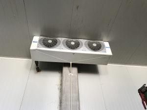 Hladnjacu, kompresor za hladjenje, panele za hladnjacu