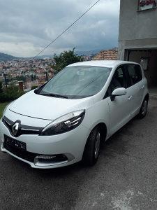 Renault Scenic 2014. TOM TOM. NAVI.