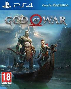 God of War 4 - PS4 - Najsigurnija i najjeftinije!