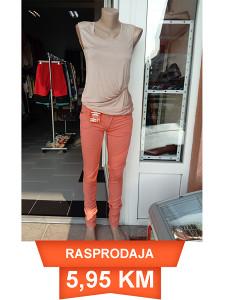 Pantalone i majica DŽABALESKU