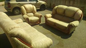 Garnitura luksuzna komplet(kao nova)