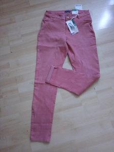 Ženske hlače/pantalone/fatmerke u boji vel30