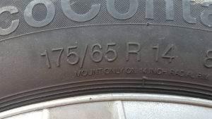 Gume Continental Felge 4x108 Ford Fiesta