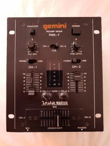 DJ MIXER PMX 7