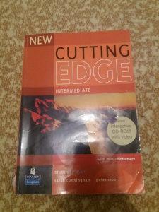 Cutting edge knjiga