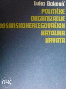 POLITIČKE ORGANIZACIJE BH. KATOLIKA HRVATA