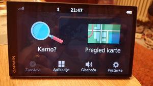 Garmin drive smart 61 navigacija