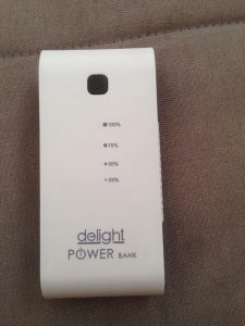 Power bank 3200 mAh