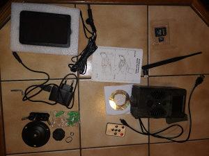 Lovacka kamera HC300_M i solarni punjac