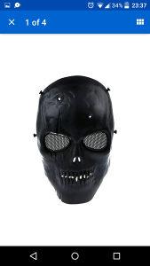 Maska za Airsoft