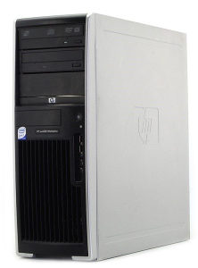 HP WORKSTATION XW4400 / Core2Duo E6300 / 2 / 160 /
