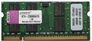 RAM DDR2 Kingston za laptop na 533 667 i 800 MHz
