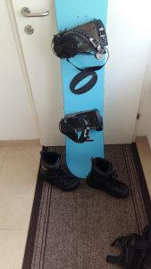 Snoubord Snowboard