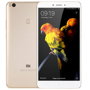 Xiaomi Mi Max 2 DUOS 4GB RAM 64GB ROM Gold