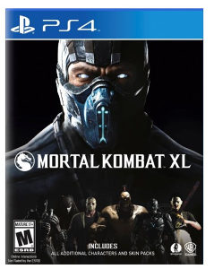 MORTAL KOMBAT XL PS4 DIGITALNA IGRA